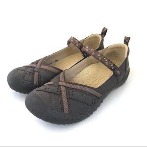 JBU Jambu Copenhagen Mary Jane Flats Comfort Shoes